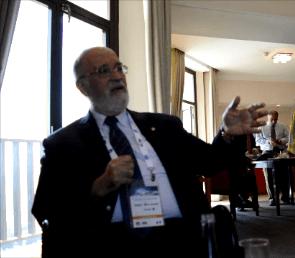 ISA Chairman Prof. Isaac Ben-Israel