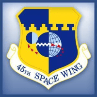 US Air Force 45th Space Wing credits: USAF