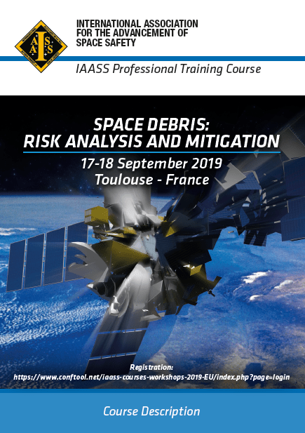 IAASS Space Debris course