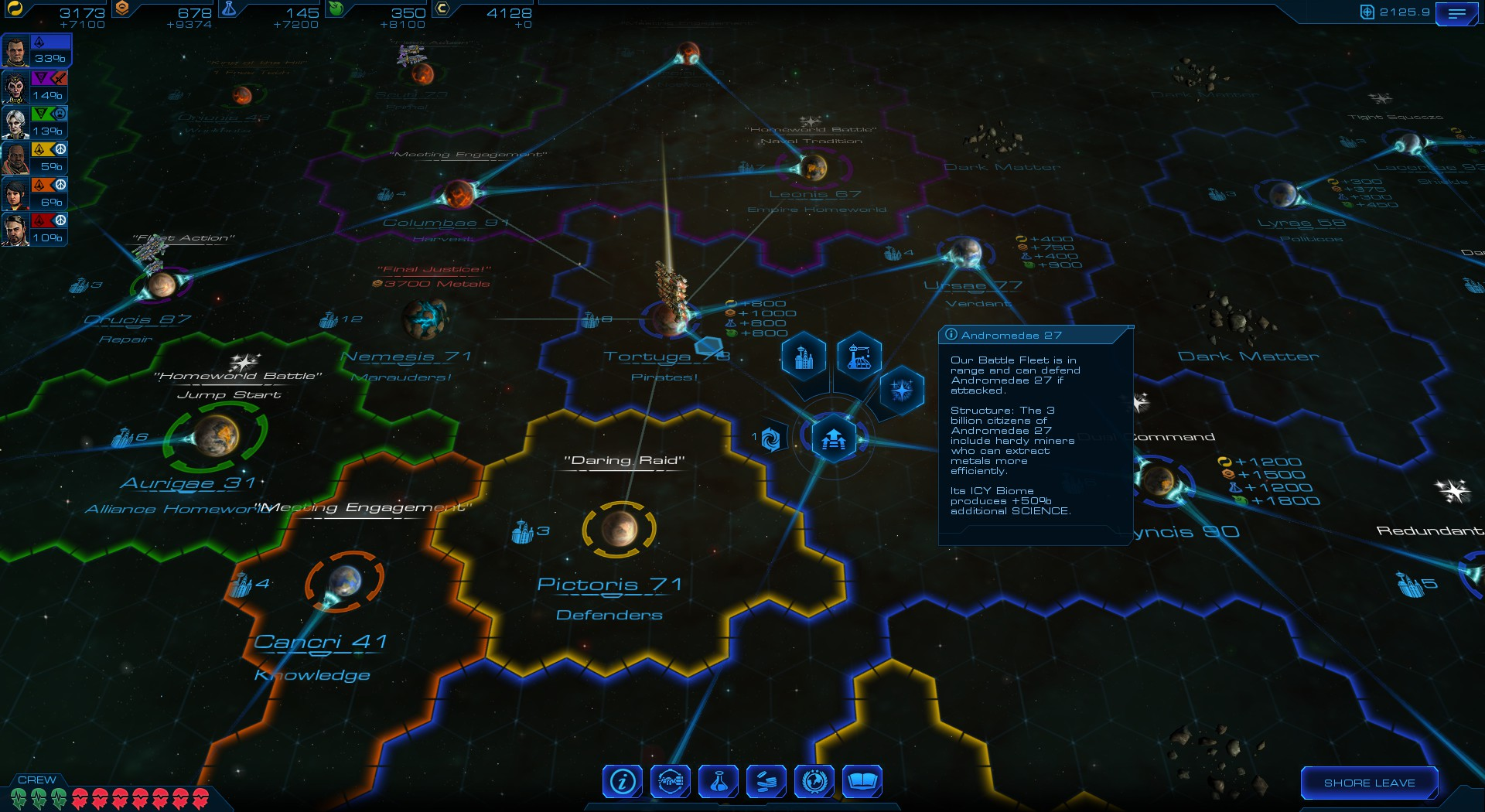 Sid Meiers Starships Review