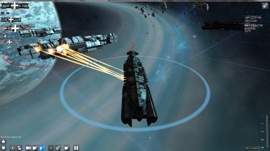 Contact Vector  A    Fight With What You Have    Space RTS   SpaceSector com Contact Vector   Real time space strategy game currently on Kickstarter