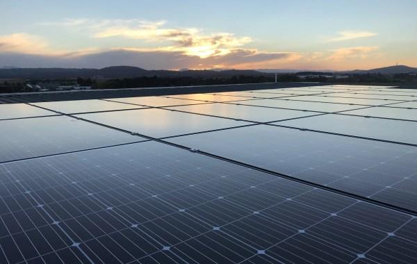 Queanbeyan Solar Setup