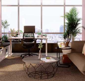 Nytt designkonsept skaper unike kontor