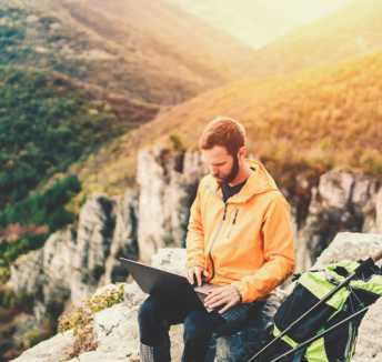 How to stay well when you're a digital nomad