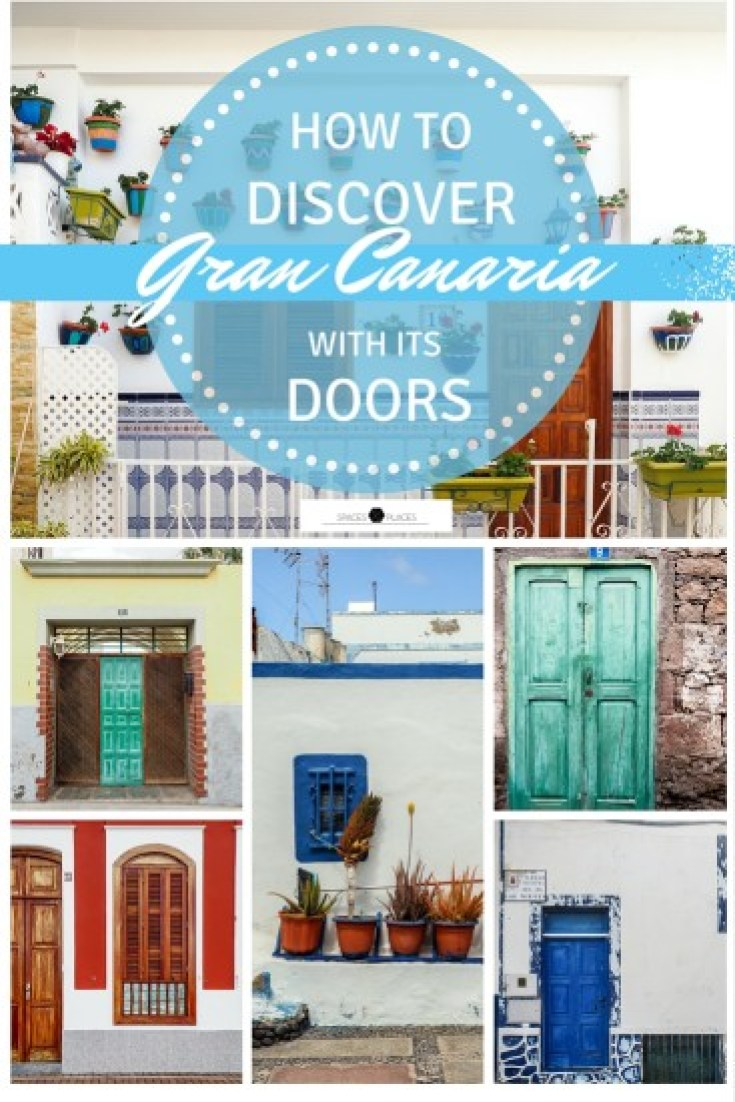 How to discover Gran Canaria eith its doors_spacesXplaces