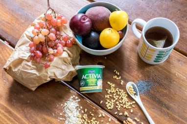Danone Activia: Cereals Breakfast Nancy Da Campo photography