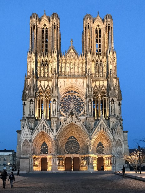 Reims Cathedral, France (2)