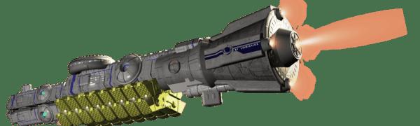 SS36-Rocket