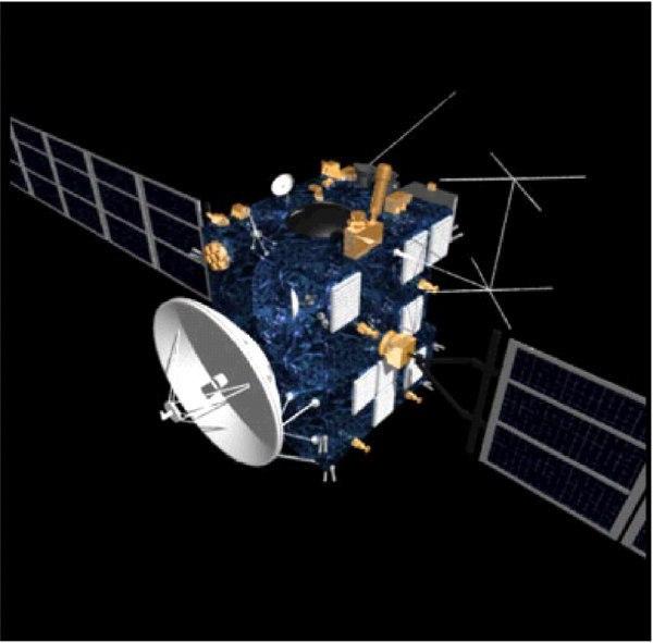 Sonda Rosetta (http://www.spacetoday.org)