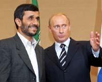 Putin-Ahmajinedad