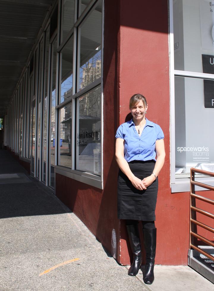 Heather Joy and the Woolworth Windows