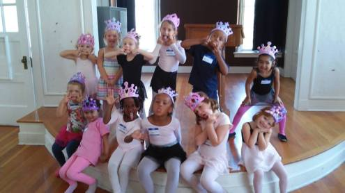 SMAC princess party
