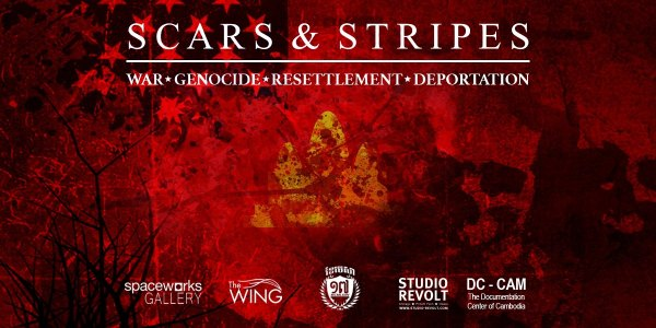 Scars & Stripes art exhibit