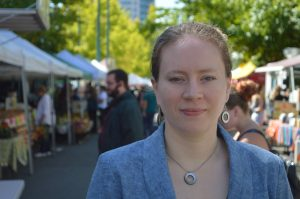 Gwen Kohl, Spaceworks Incubator Coordinator
