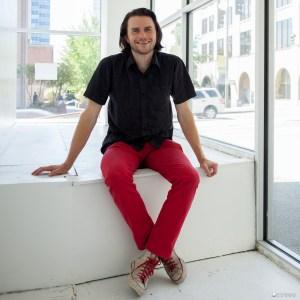 Gabriel Brown, Spaceworks Artscapes Coordinator