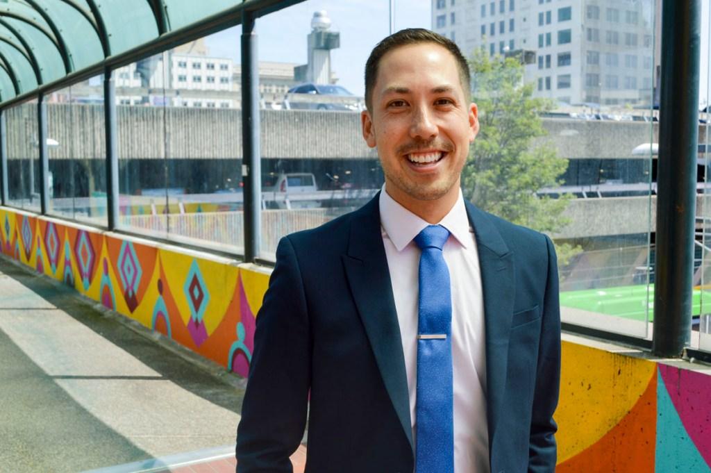 Michael Liang Spaceworks Program Director