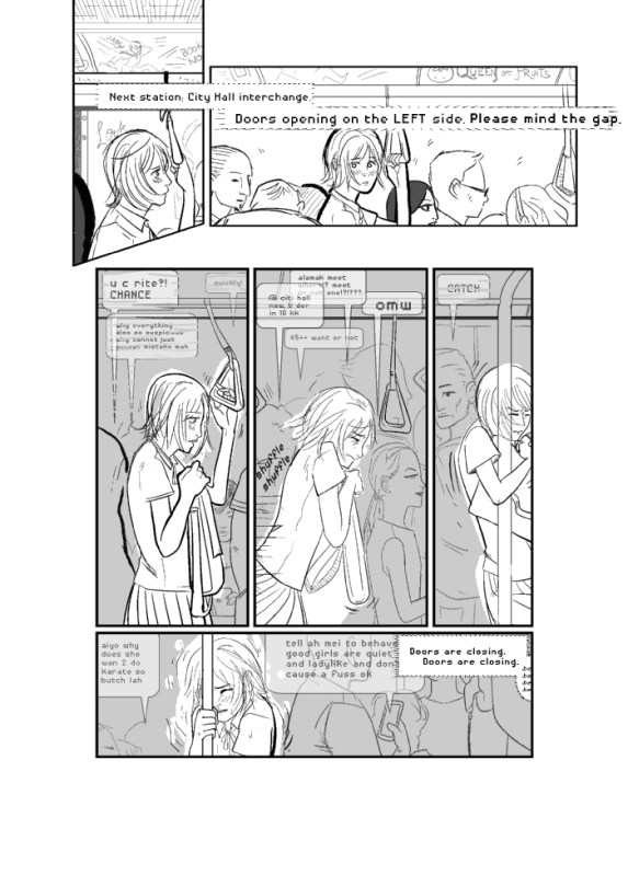 Train Girls (page 2)
