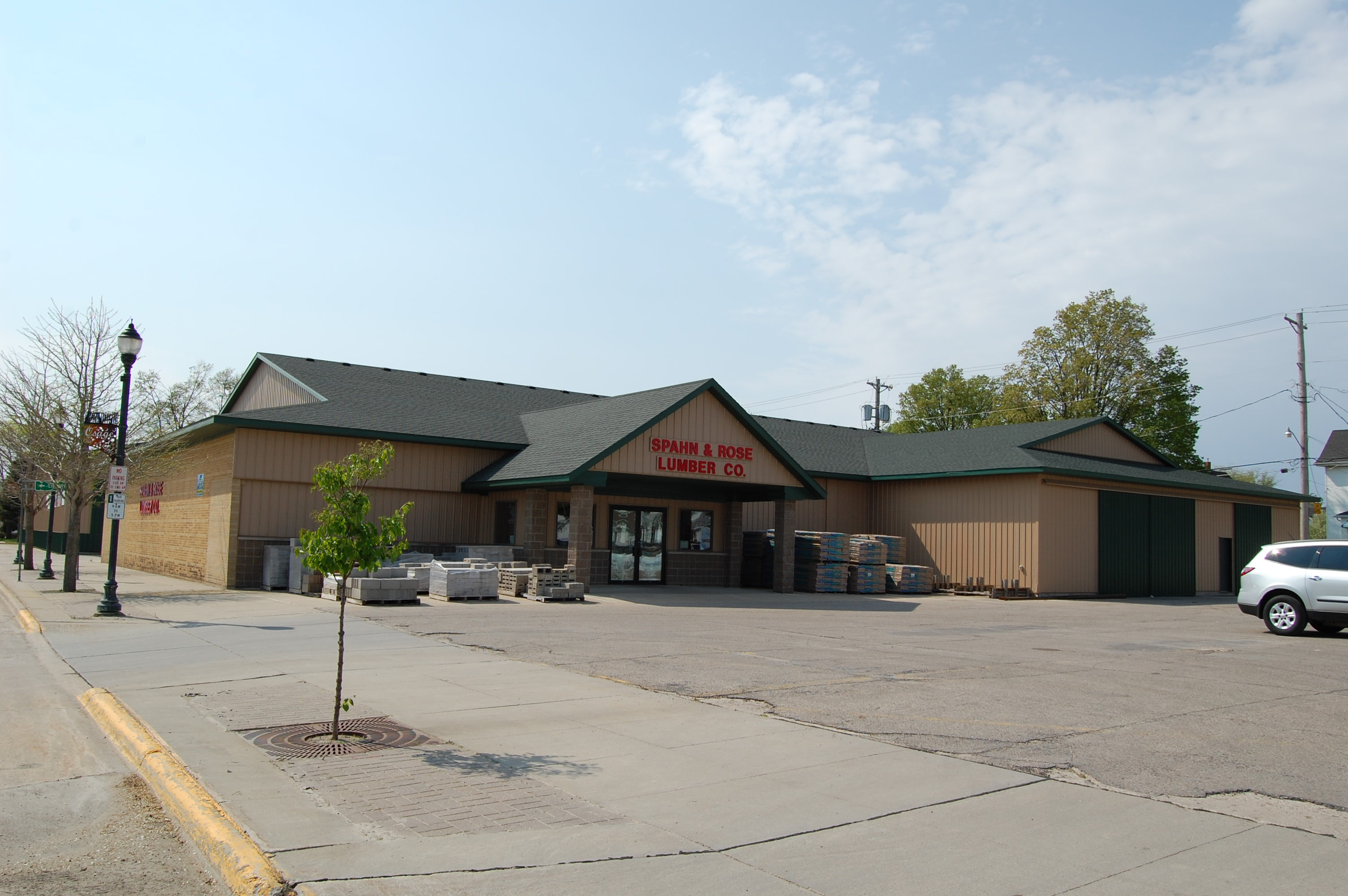 Osage Store Front