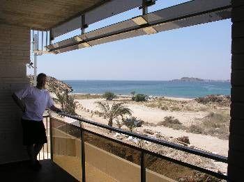 Holiday Apartment For Rent In Mazarron Isla PlanaMurcia