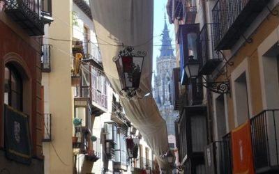 スペインの世界遺産都市トレドと旧市街までの行き方