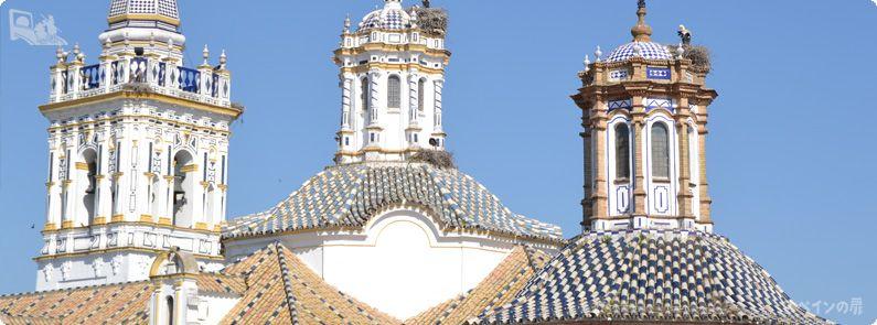 アンダルシアの原風景の残る村 ラ・パルマ・デル・コンダド