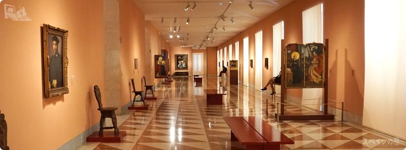 15世紀~20世紀まで一気に楽しめる!マドリード ティッセン・ボルネミッサ美術館へ出かけてみましょう