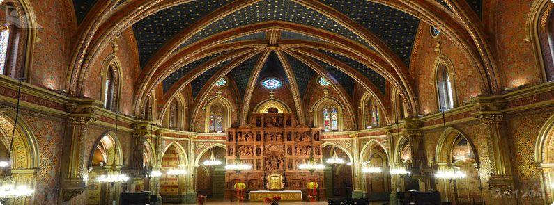 テルエル 恋人達の教会 サン・ペドロ教会