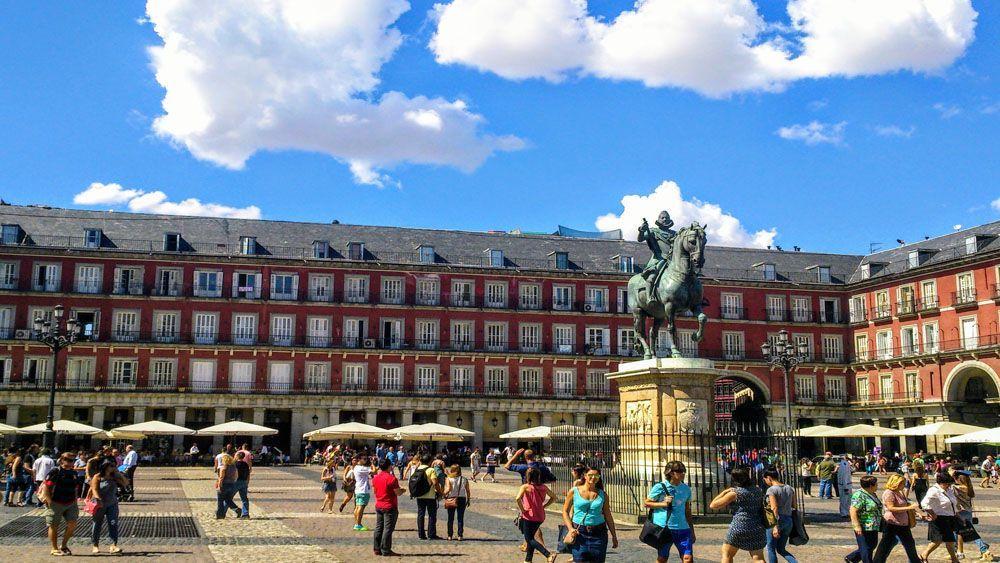 スペイン 治安