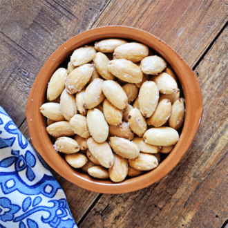 Spanish Style Fried Almonds