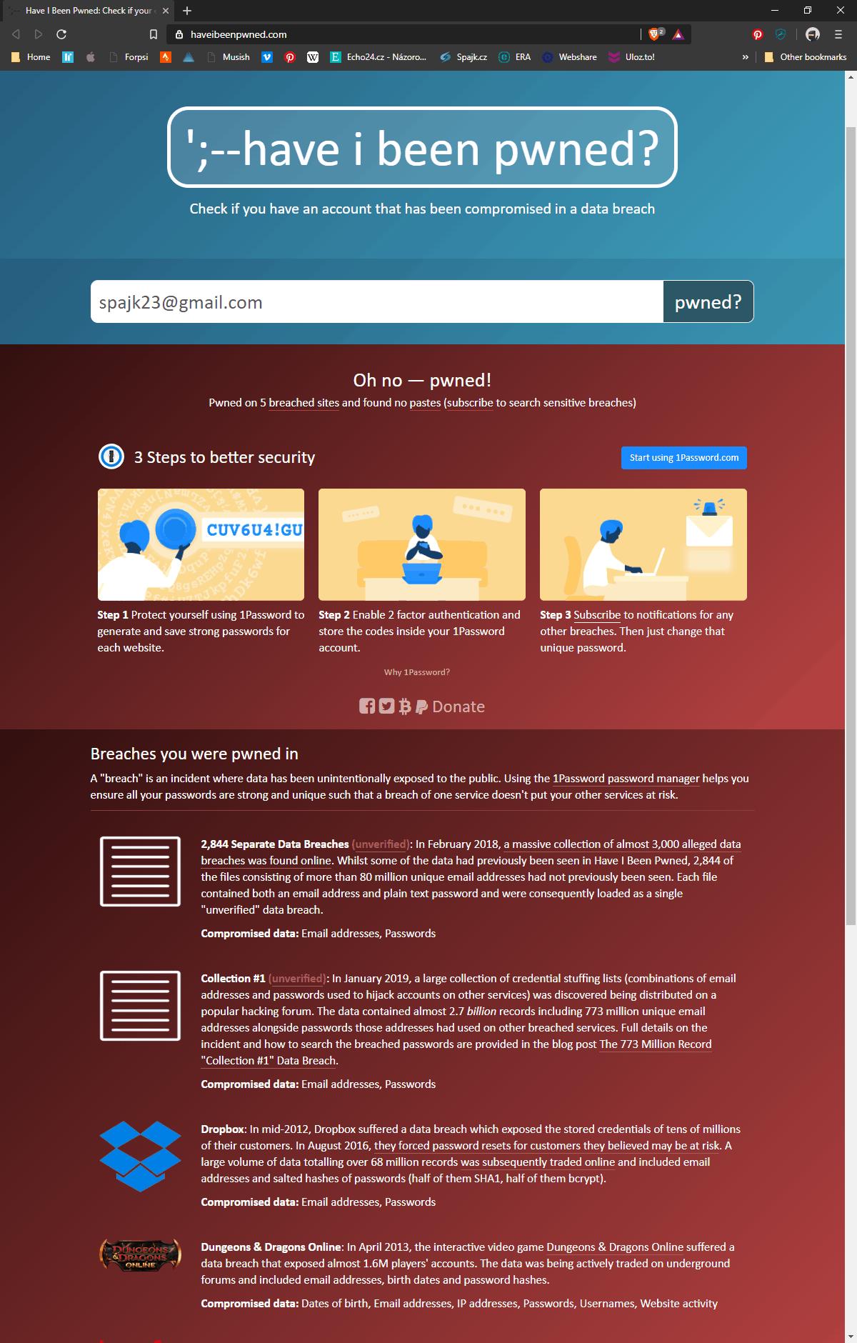 Heslo porno stránky web