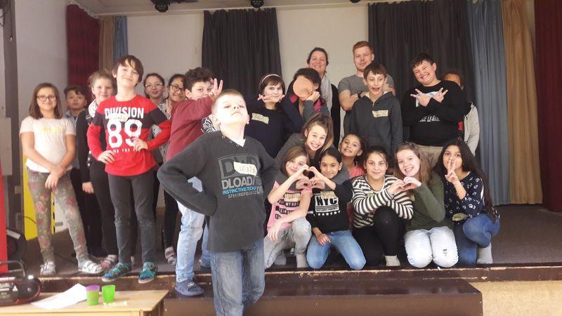 Theaterworkshop (Dschungel an der Spallartgasse)