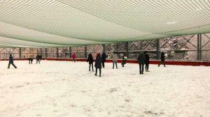 Schnee – Winter an der Spallartgasse