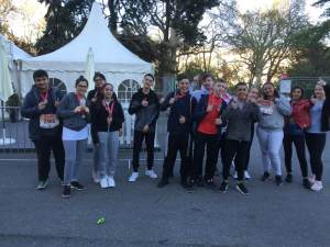 Vienna Citymarathon Jugendlauf
