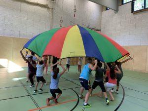 Fallschirmpädagogik