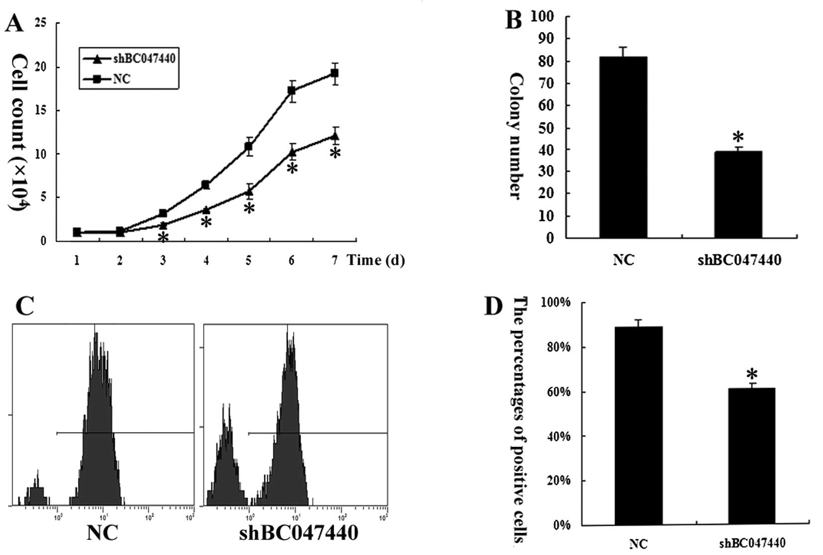 Proliferation Inhibition And Differentiation Induction Of