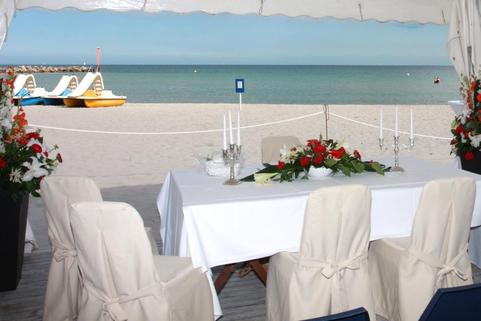Traumhochzeit Auf Der Ostsee Restaurant Wolkenlos