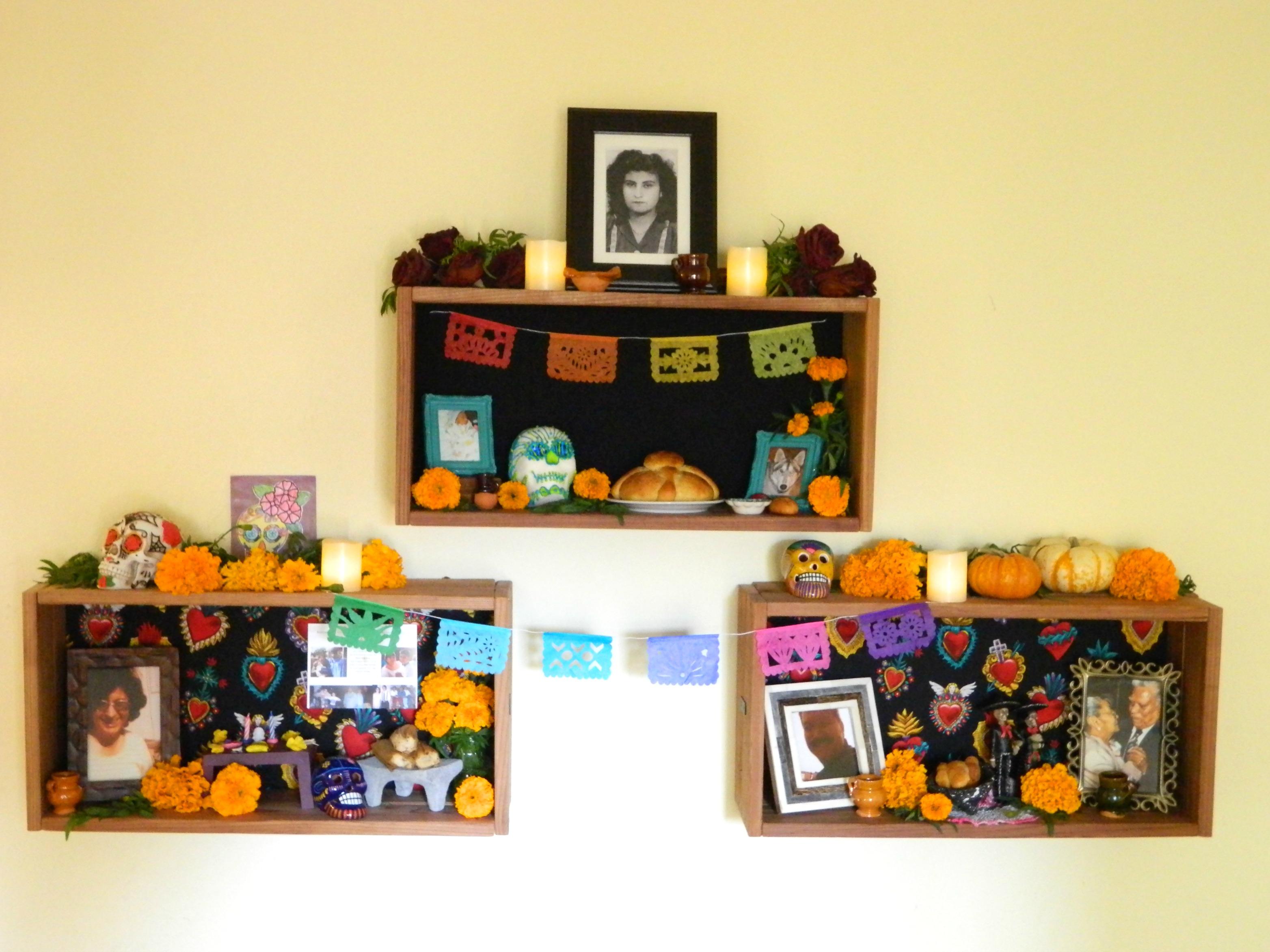 Dia De Muertos Family Friendly Altar Project