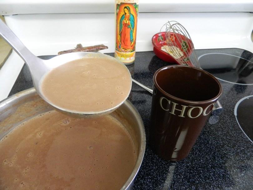 Mexican Champurrado