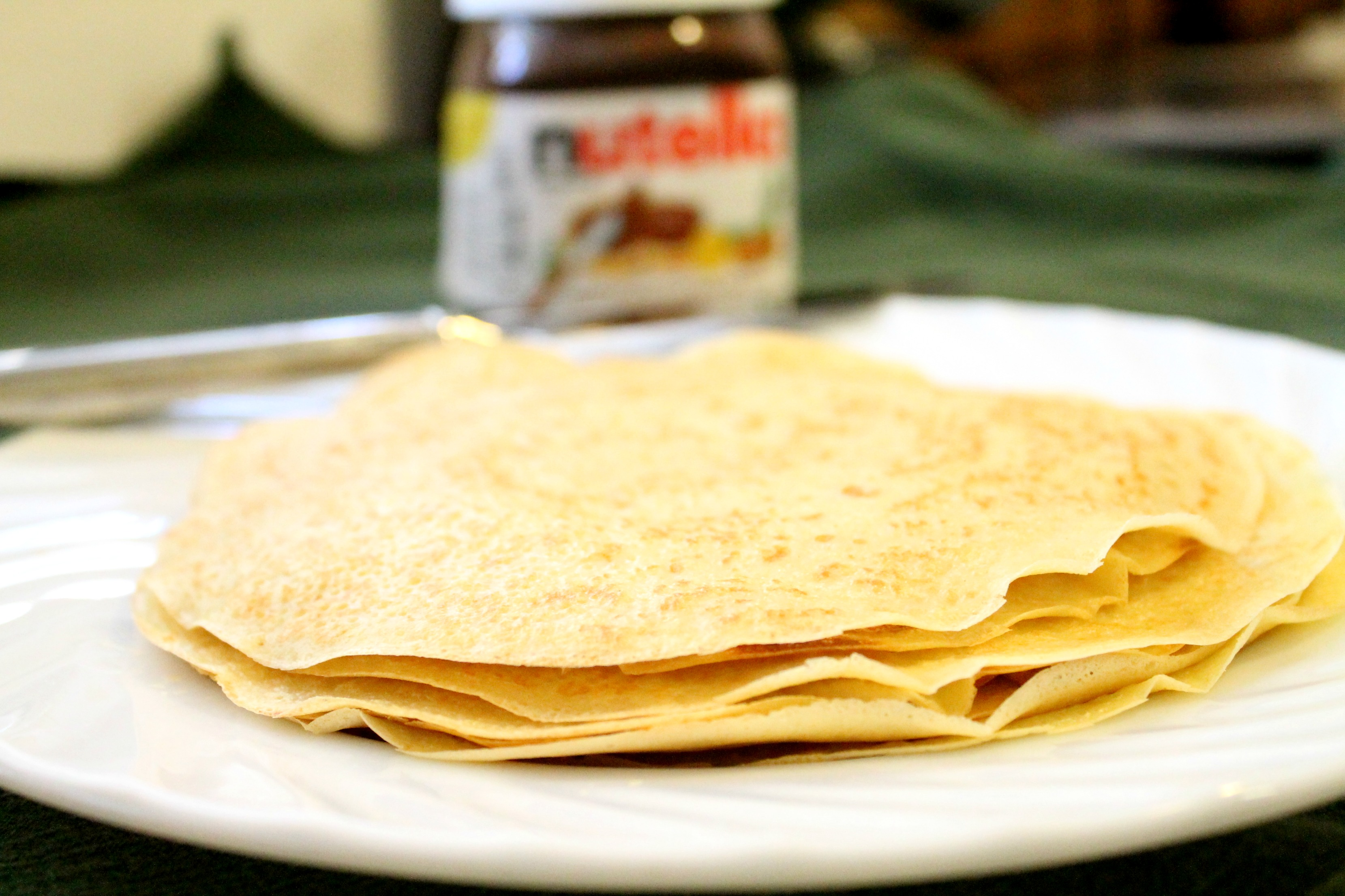 How To Make Crepes Spanglish Spoon