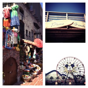 Southern California Vacation 2012 and Some Disneyland Tips
