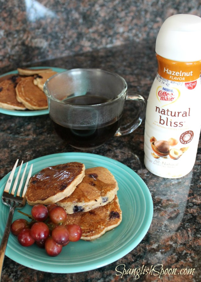 Finding balance with NESTLÉ® Coffee-mate® natural bliss®