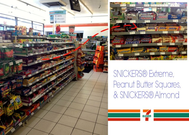 Snickers at 7 eleven 4