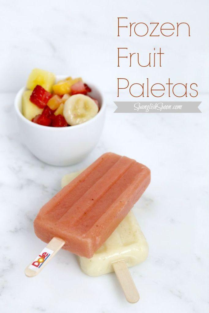 Frozen fruit paletas 2