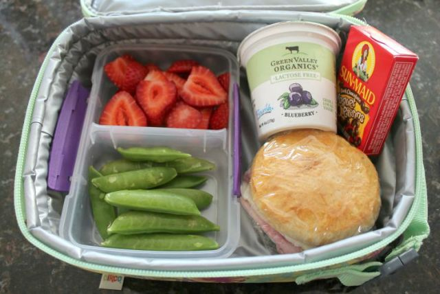 School lunches 5