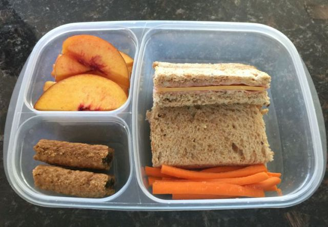 School lunches 9
