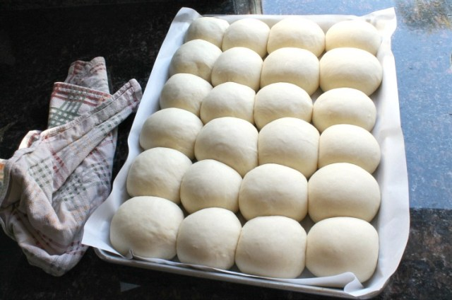 Homemade Butter Rolls 11