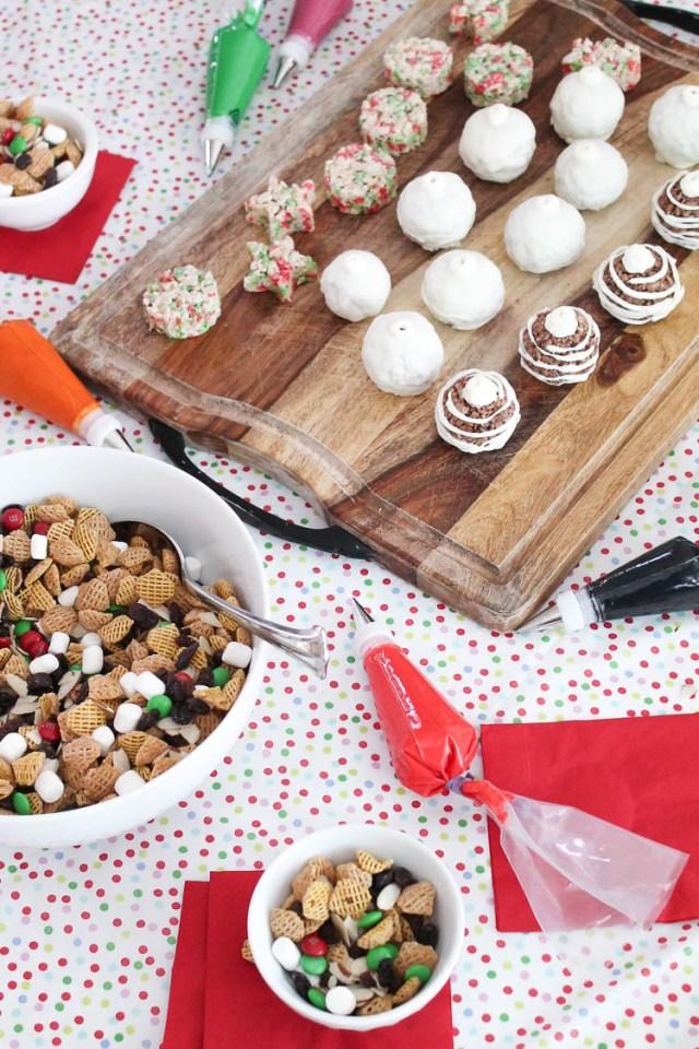 Kelogg's Rice Krispies Treats Ornaments