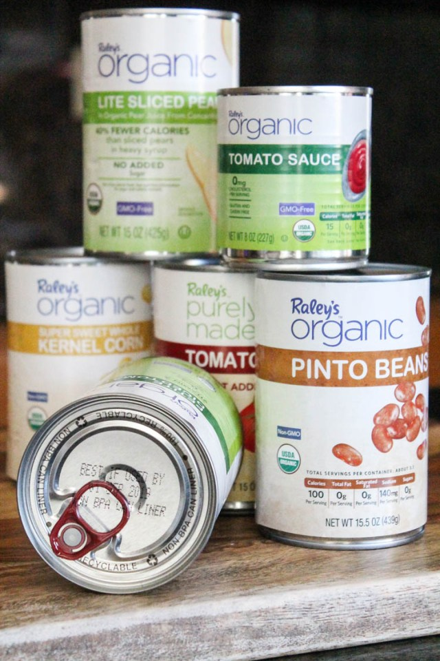 10 ways to use canned fruits and vegetables
