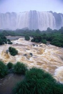 poetry for children Iguazu Falls