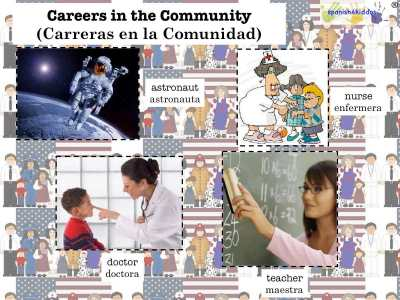fun learning activity careers